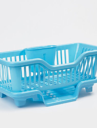 cheap -1pc Rack & Holder Plastic Easy to Use Kitchen Organization