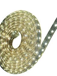 preiswerte -6m 360 LEDs 5050 SMD Warmes Weiß / Weiß / Rot Schneidbar / Wasserfest 220 V