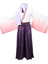baratos -Inspirado por IDOLiSH7 Fantasias Anime Fantasias de Cosplay Ternos de Cosplay Outro Manga Longa Camisa Blusa Calças Mais Acessórios Cinto