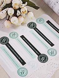 baratos -Outros Etiquetas, Etiquetas e tags - 12 Irregular Autocolantes Todas as Estações