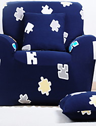Недорогие -Современный 100% полиэстер, жаккард Накидка на стул, Простой Разные цвета Пигментная печать Чехол с функцией перевода в режим сна