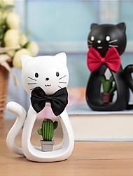 baratos -Não-Personalizado Resina Figuras e Estátuas Casal / Bebés e Crianças / Amigos Casamento / Aniversário -
