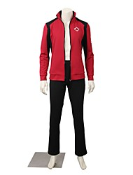 cheap -Inspired by Yuri!!! on ICE Other Anime Cosplay Costumes Cosplay Suits Other Long Sleeves Coat Pants For Men's Women's