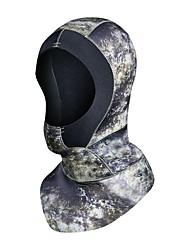 Недорогие -SBART Шлемы для дайвинга 3mm SBR Неопрен для Взрослые - Анатомический дизайн, Стретч, Защитный Плавание / Дайвинг / Для погружения с
