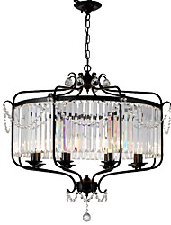 cheap -LightMyself™ 8-Light Chandelier / Pendant Light Ambient Light - Crystal, 110-120V / 220-240V Bulb Not Included / 20-30㎡ / E12 / E14