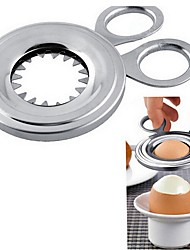 cheap -Stainless Steel Birthday Creative Kitchen Gadget Multifunction Egg Cutting Tools, 1pc