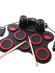 baratos -Percursão Portátil Música USB Plásticos Instrumentos Musicais