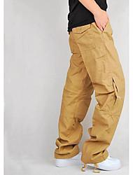 abordables -Homme Pantalons de Randonnée Extérieur Avion-école Bas Escalade / Tennis / Multisport
