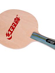 economico -DHS® S-4 Ping-pong Racchette Duraturo di legno 1