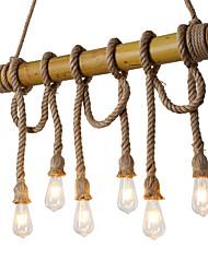 abordables -OYLYW Antique Rétro / Vintage Lampe suspendue Lumière d'ambiance - Style mini, 110-120V 220-240V Ampoule non incluse