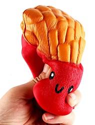 baratos -LT.Squishies Brinquedos de Apertar Brinquedos de escritório / O stress e ansiedade alívio / Brinquedos de descompressão Adulto Dom