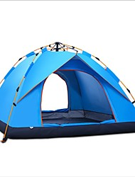 cheap -Shamocamel® 2 person Beach Tent / Tent Single Camping Tent Outdoor Automatic Tent Mountaineering for Fishing / Outdoor Exercise / Picnic