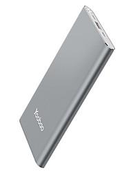 economico -Batteria esterna 10000mAh batteria esterna 5 carica batterie qc 2.0 led