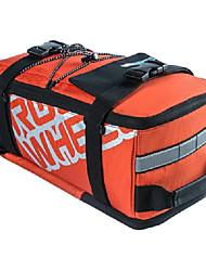 cheap -ROSWHEEL Bike Bag 5L Panniers & Rack Trunk Bike Frame Bag Rain-Proof Anti-Shock Bicycle Bag Leather Nylon Cycle Bag Cycling / Bike