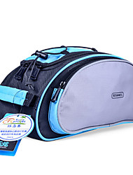 Недорогие -ROSWHEEL 13 L Сумка на багажник велосипеда / Сумка на бока багажника велосипеда Пригодно для носки Простота установки Велосумка/бардачок полиэстер для печати Велосумка/бардачок Велосумка