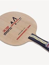 abordables -DHS® Dipper SP2000 FL Ping Pang/Tennis de table Raquettes Vestimentaire Durable En bois Fibre de carbone 1