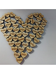 abordables -Mariage / Bar En bois Décorations de Mariage Thème plage / Thème de conte de fées / Anniversaire / Mariage Toutes les Saisons