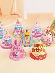 abordables -Fiesta / Noche / Fiesta de Cumpleaños Material / Papel Decoraciones de la boda Vacaciones / Cumpleaños Primavera, Otoño, Invierno, Verano