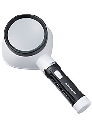 cheap -Smart magnifyer Lens Glass Reading Elder HomeCare Accurate Quality LED Light