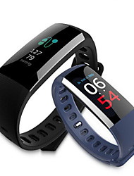 cheap -G19 Smart Bracelet iOS Android Touch Screen Calories Burned Pedometers Distance Tracking Blood Pressure Measurement Accelerometer Gravity