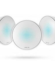 abordables -Asus Smart WiFi Routeur Accès à Distance Maison intelligente Configuration réseau sans effort Tri-Band 3-Paquet PC APP Wi-Fi activé