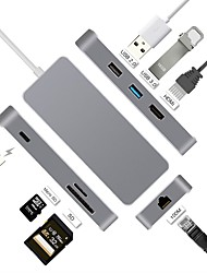 cheap -7 USB Hub USB 3.0 USB 3.0 Type C High Speed Data Hub