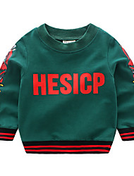 cheap -Toddler Boys' Active Print Long Sleeve Hoodie & Sweatshirt