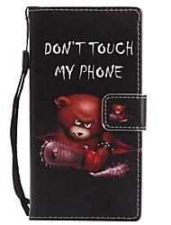 economico -Custodia Per Sony Xperia XZ1 Compact Xperia XZ1 Porta-carte di credito A portafoglio Con supporto Con chiusura magnetica A calamita