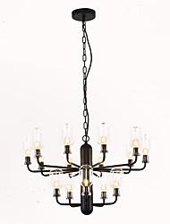 abordables -ZHISHU Bougie Lustre Lumière d'ambiance - Style mini, 110-120V / 220-240V Ampoule non incluse / G4 / 15-20㎡