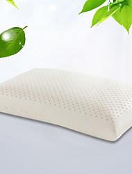 baratos -Qualidade Confortável-Superior Almofada de Látex Natural Confortável Travesseiro 100% Látex Natural Poliéster
