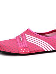Недорогие -Жен. Универсальные Обувь Эластичный сатин Лето Осень Мокасины Удобная обувь Спортивная обувь Дышащая спортивная обувь Для плавания Для