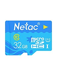 abordables -Netac 32Go TF carte Micro SD Card carte mémoire Class10 Netac