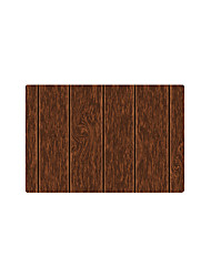 baratos -Tapetes para Porta / Tapetes Anti-Derrapantes / Os tapetes da área Clássico / Regional Flanela, Retângular Qualidade superior Tapete