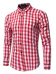 cheap -Men's Active Shirt - Striped