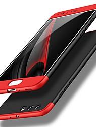Недорогие -Кейс для Назначение Huawei P10 Plus P9 Lite Ультратонкий Чехол Однотонный Твердый ПК для P10 Huawei P9 Plus Huawei P9 Lite Huawei P9