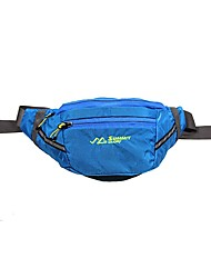 cheap -2L Sports & Leisure Bag Hiking & Backpacking Pack Waist Bag / Waistpack for Hiking Fishing Outdoor Exercise Camping Running Sports Bag