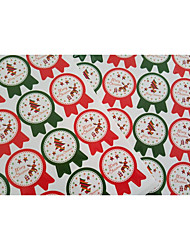baratos -Férias Etiquetas, Etiquetas e tags - 16pcs Natal Irregular Autocolantes Inverno