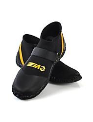 abordables -Chaussures d'Eau 3mm pour Adultes - Antidérapant, Séchage rapide, Vestimentaire Snorkeling / Surf / Plongée