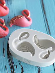 baratos -Ferramentas bakeware Silicone Multi funções / 3D / Gadget de Cozinha Criativa Para utensílios de cozinha Moldes de bolos 1pç