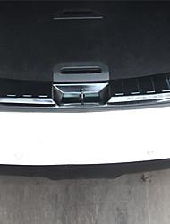 cheap -0.8m Car Threshold Bar for Car Trunk Internal Common Stainless steel For Venucia 2017 / 2015 / 2014 General Motors