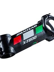 Недорогие -31.8 mm Вынос руля 17 степень 80/90/10/110/120 mm Углеродное волокно Легкость Мощность Простота установки для Велоспорт 3К глянцевый