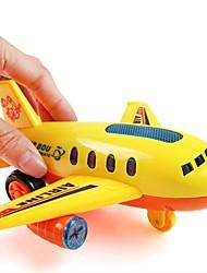 Недорогие -Игрушечные самолеты Самолёт Пластиковый корпус Универсальные Детские Подарок 1 pcs