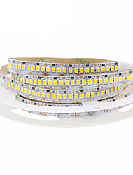 cheap -1x5M Flexible LED Light Strips 1200 LEDs Warm White / Cold White Cuttable / Decorative / Linkable 12 V 1pc