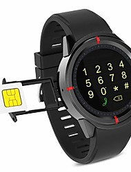 cheap -Smartwatch GW12 for iOS / Android Bluetooth / Water Resistant / Pedometers Pulse Tracker / Pedometer / Activity Tracker / Sleep Tracker
