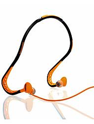 abordables -S15 Câblé Ecouteurs Piézoélectricité Plastique Téléphone portable Écouteur Casque
