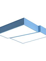 abordables -Ecolight™ Montage du flux Lumière d'ambiance - Multi-teintes, Motif géométrique, 110-120V / 220-240V, Blanc Crème / Blanc Neige, Source