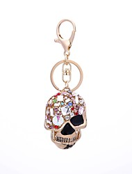 cheap -Keychain Jewelry Gold Skull Alloy Classic Vintage Gift Daily