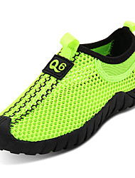 cheap -Boys' Shoes Rubber Spring Comfort Athletic Shoes for Outdoor Green Blue