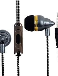 economico -3B01LSA17 Nell'orecchio Filo Auricolari e cuffie Dinamico PVC (Polyvinylchlorid) Sport e Fitness Auricolare cuffia