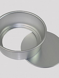 abordables -Outils de cuisine Alliage d'aluminium Ustensile de Cuisine Cupcake Mold DIY 1pc